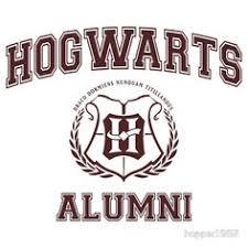 hogwarts alumni sticker harry potter print buscar con cricut tshirts