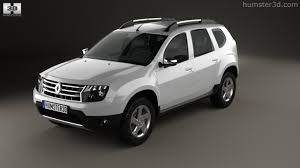 renault duster black 360 view of renault duster 2012 3d model hum3d store