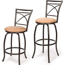 Furniture Wooden And Metal Counter by Furniture Metal Swivel Barstools Bar Stools Brass Barstool And