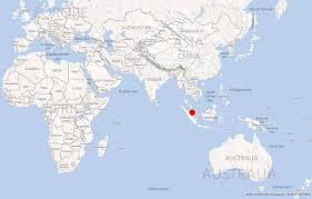 Algeria World Map Singapore Location On The World Map New Singapore Map World