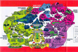 Canada S Wonderland Map by Canada U0027s Wonderland Discussion Thread Page 587 Theme Park Review