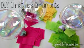 diy christmas ball ornaments spoonful of imagination