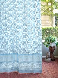 Trellis Curtain Panel Bohemian Curtains Moroccan Curtains India Curtains Exotic