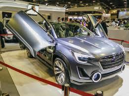 subaru viziv 2016 singapore motor show 2016 asia 361
