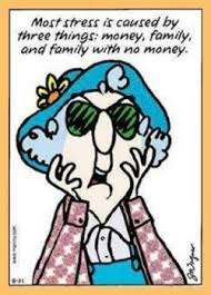 Grumpy Old Lady Meme - crabby old lady cartoon get a kick out of maxine funnies