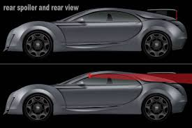 bugatti concept car an alternative concept for a bugatti super sedan by dejan hristov