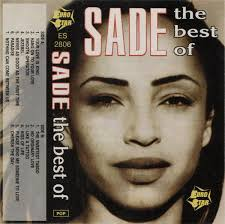 sade the best of sade cassette at discogs