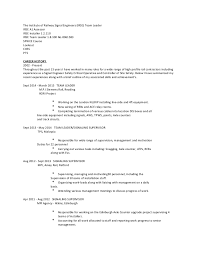 exle of a personal profile for resume jims cv 2015