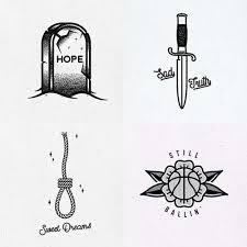 small archives tattoo shortlist