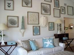 beach themed living room decorating ideas coastal living