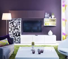 moderne häuser mit gemütlicher innenarchitektur schönes