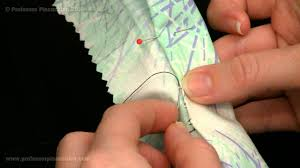 Blind Stitch Hem By Hand How To Sew A Blind Hem Youtube