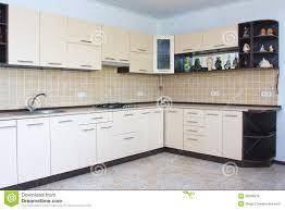 Kitchen Interior Modern Kitchen Interior Royalty Free Stock Images Image