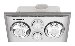 Heat Lights Bathroom Mercator Bs022cswsl Lava Duo 2 X Heat 2 X Light Fan Bathroom