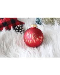 savings on personalized glass ornaments