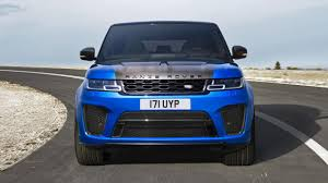 range rover svr black should a range rover have a carbon bonnet top gear