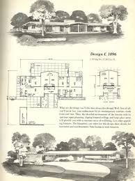 house plans 1960s homes vintage house plans repinned bu secret