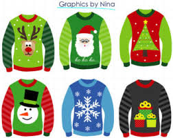 ugly sweater etsy