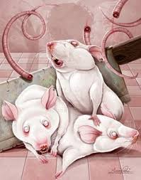 Are Mice Blind From 2nd Marshall Mouse Book Lorena Pugh U0027but The Second