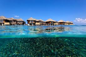 the facts about overwater bungalows