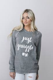 snuggle sweater u2014 friday apparel