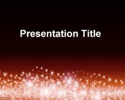 40 best christmas powerpoint template images on pinterest power