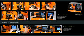 Auto Electrical Test Bench Auto Electrical Test Bench By Rigun K G At Coroflot Com