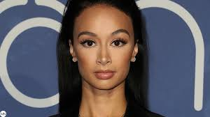 draya michele real hair length draya michele poorly plays cupid any guys in la who like big
