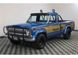 1976 jeep j10 short bed 1978 jeep cj for sale classiccars com cc 984141
