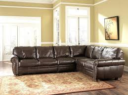 Leather Sectional Sofas Sale Brown Leather Sectional Sleeper Sofa Leather Sectional Sleeper
