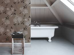 Allen And Roth Wallpaper by All You Need To Know About Wallpaper In A Bathroom