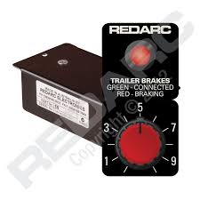 remote mount electric trailer brake controller products redarc