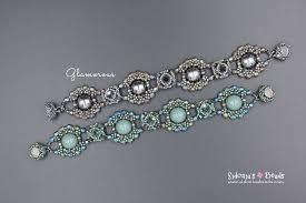 bracelet bead tutorials images Glamorous bracelet beading tutorial sidonia 39 s beads jpg