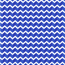 chevron pattern in blue bright blue chevron pattern digital art by kateryna tkachenko
