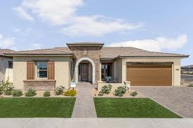 Multi Generation Homes Horizons New Single Family Homes In Queen Creek