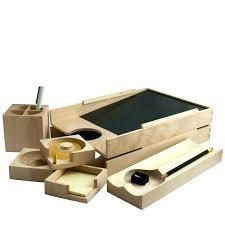 office desk accessories set modern desk accessories office depot