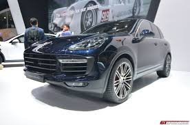 porsche cayenne blacked out paris 2014 2015 porsche cayenne gtspirit