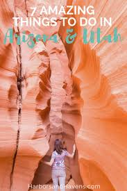 Arizona How To Become A Travel Writer images 7 totally fun things to do in utah and arizona harbors havens png