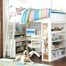 Bunk Bed With Study Table Loft Bed Desk Combination Golbiprint Me
