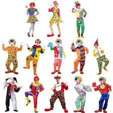 Mens Clown Halloween Costumes Cheap Naughty Halloween Costumes Adults Aliexpress