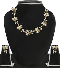 pearls necklace price images Zaveri pearls zinc jewel set price in india buy zaveri pearls jpeg