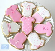 Decorating With Royal Icing Best 25 Baby Cookies Ideas On Pinterest Baby Shower