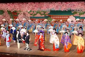 gion odori programme kyoto seasonable traditions