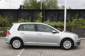 volkswagen silver find a used silver vw golf 1 6 tdi s bmt 110 ps 5 dr in