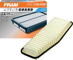 amazon com fram ca9359 extra guard rigid panel air filter automotive