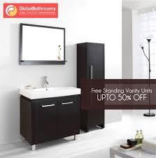 Free Standing Vanity Units Bathroom Best Free Standing Vanity Units Brands In Uk Top 6 Freestanding