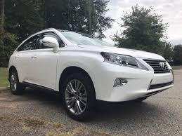lexus in nc 2013 lexus rx 350 in greensboro nc s auto sales