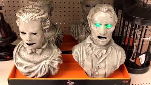 halloween busts target halloween 2017 animated talking