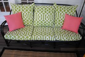 slipcovers for patio chair cushions how to make with regard outdoor