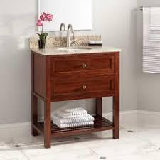 Bamboo Vanity Bathroom 30